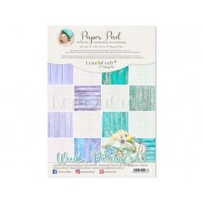 Papir, Wood Patterns 03, set