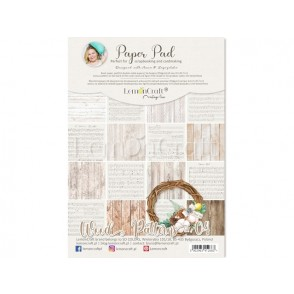Papir, Wood Patterns 04, set
