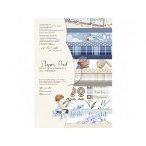 Papir, Boy's Little World 02 set