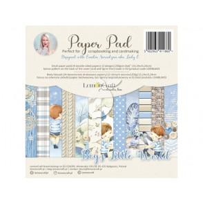 Papir, Boy's Little World 03 set