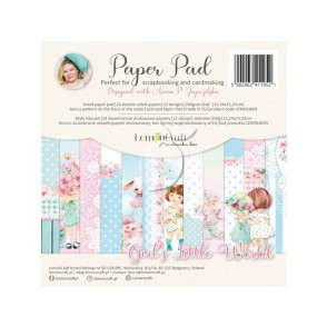 Papir, Girl's Little World 03 set