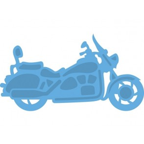 Rezalna šablona, Motorbike