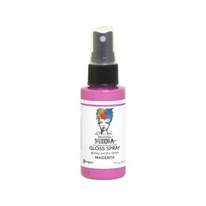 Media Gloss Sprays, Magenta