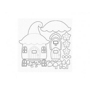 Rezalna šablona, Gnome Place like Home