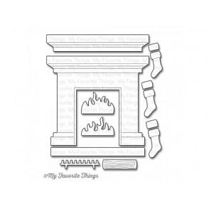 Rezalna šablona, Fireplace