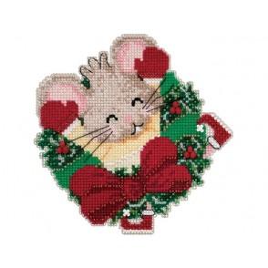 Gobelin, Patsy Pine, miška
