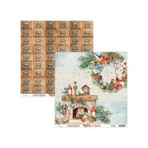 Papir, Home for Christmas 03