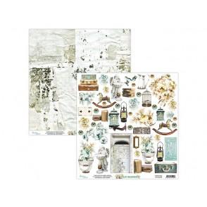 Papir, Old Manor 09