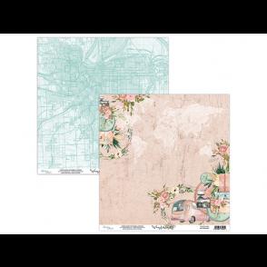 Papir, Wanderlust 01