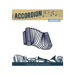 Rezalna šablona, Accordion