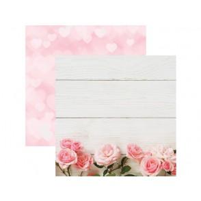Papir, Pink Roses