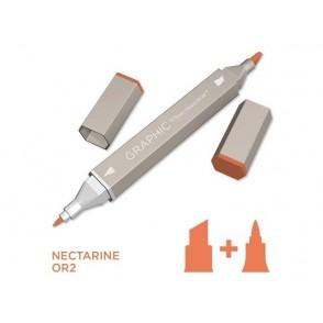 Marker Graphic, Nectarine