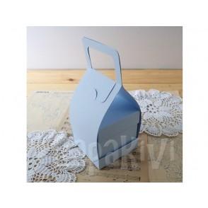 Zaščitna škatla, pastel modra, 300 g