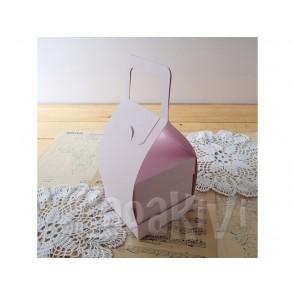Zaščitna škatla, pastel roza, 300 g