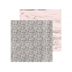 Papir, Cottage rose, Crochet