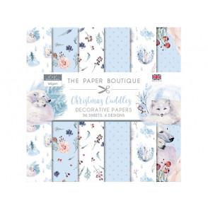 Papir, The Paper Boutique Christmas Cuddles, set