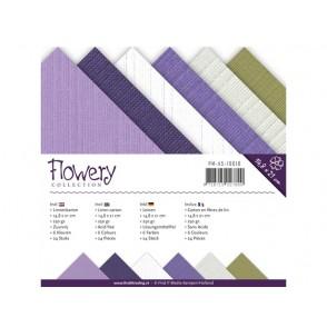 Papir, Flowery