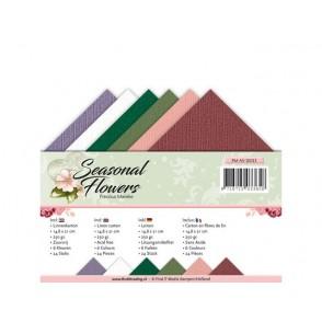 Papir, Seasonal Flowers