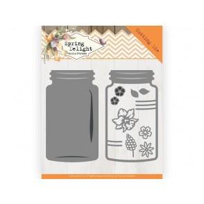Rezalna šablona, Spring Delight, Spring Jar