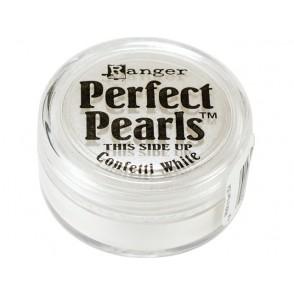 Perfect Pearls Confetti White