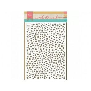Plastična šablona, Cheeta