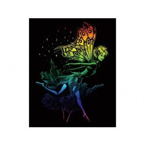 Praskanka, Rainbow Engraving, Dancing Fairy, set