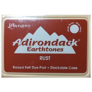 Barvna blazinica, Adirondack, Rust