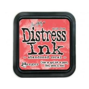 Barvna blazinica, Distress Ink, Abandoned coral