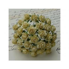Odprte vrtnice, krem