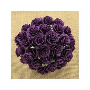 Odprte vrtnice, vijolična