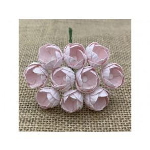 Buttercups, svetlo roza