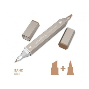 Marker Graphic, Sand