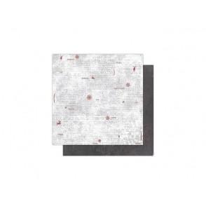 Papir, Red Snowflakes & Words