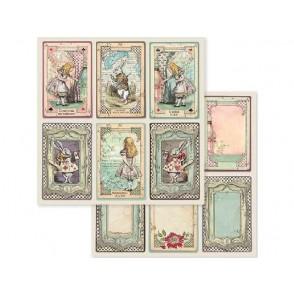 Papir, Alice Cards