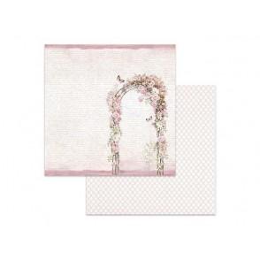 Papir, Flowered Arch