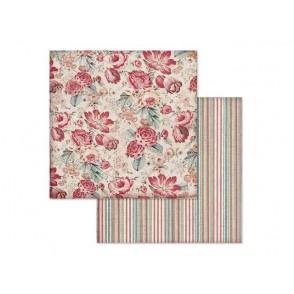 Papir, Roses Wallpaper