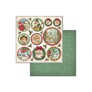 Papir, Rounds, Classic Christmas