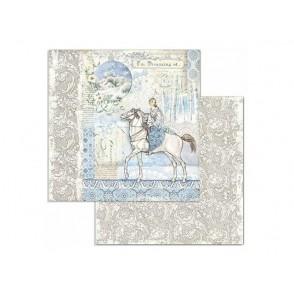 Papir, Horse, Winter Tales