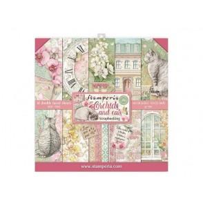 Papir, Orchids & Cats
