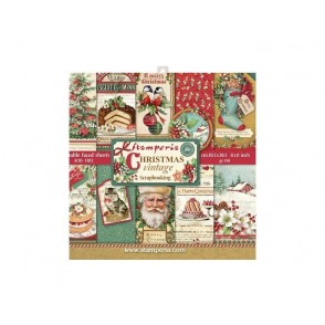 Papir, Christmas Vintage