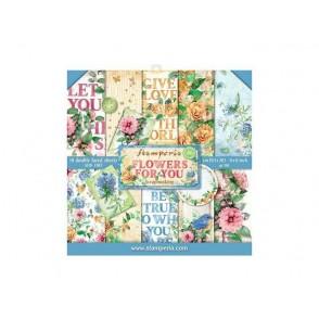 Papir, Flowers For You Aquarelle