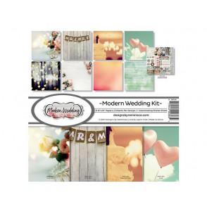 Papir, Modern Wedding
