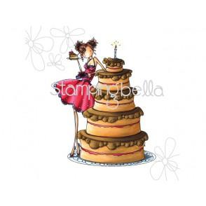 Štampiljka, Bianca Loves Her Big Cake