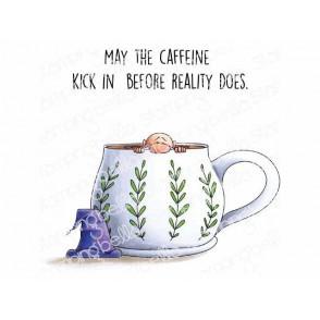 Štampiljka, Caffeinated Gnome