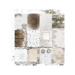 Papir, Christmas Ultimate Scrap nr. 104