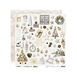 Papir, Christmas Ultimate Scrap nr. 105