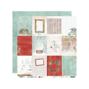 Papir, Christmas Ultimate Scrap nr. 110