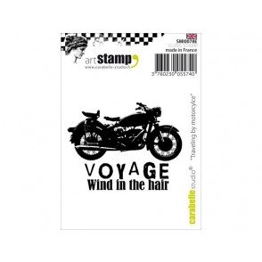 Štampiljka, Traveling By Motorcycle