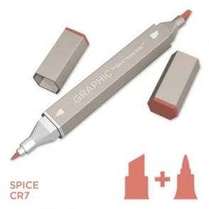 Marker Graphic, Spice
