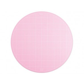 Rezalna podloga, Self-healing, okrogla, roza